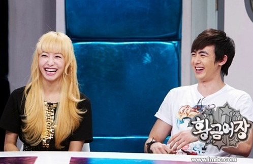 Nichkhun and victoria dating in real life 2018