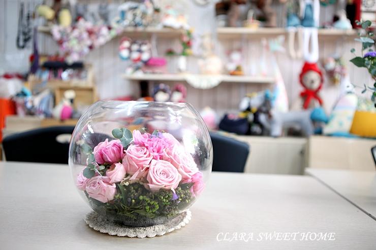 DIY/리폼 > 봄 인테리어 플라워데코- 달달한 오후 꽃바람나다