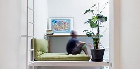 DIY/리폼 > 아주 작은집 인테리어 디자인 :: 작은 스튜디오 아파트 ...