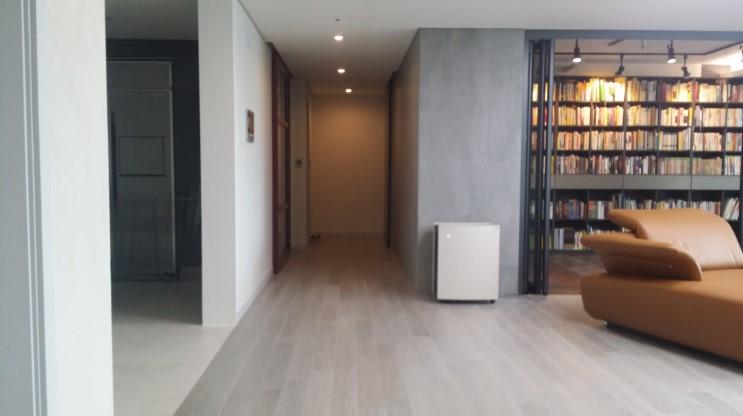 아파트 인테리어 바닥공사 원목온돌마루