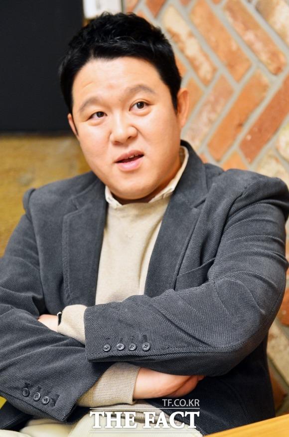김구라가 건강에 문제가 생겨 MBC '세바퀴' 녹화에 불참했다. / 배정한 기자