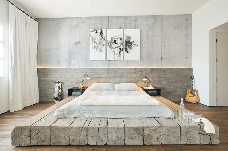 [해외건축인테리어]독특한 침대 디자인과 침실 인테리어