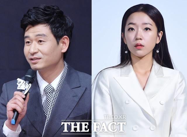 """박혁권 측 """"조수향과 열애? 본인에게 확인 중"""""""