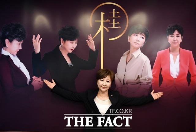 계은숙은 허스키한 목소리로 한국은 물론 일본에서도 당대 최고의 정상에 오른 가수이다. 데뷔 39년만에 국내 최초로 단독 디너쇼를 갖는다. /남용희 기자