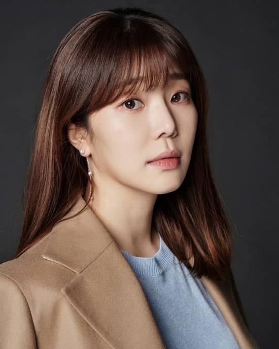 배우 이문정이 직접 임신 소식을 알리며 초음파 사진을 공개했다. /이문정 인스타그램