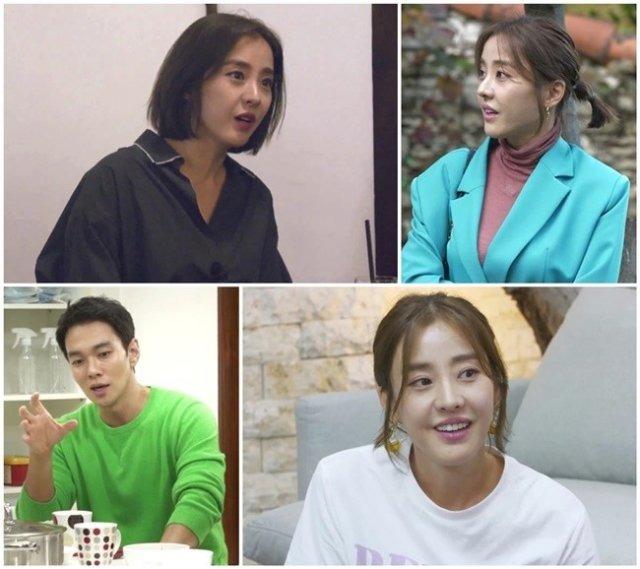 박은혜가 쌍둥이 아들들을 키우는 고충을 토로했다. /MBN 제공