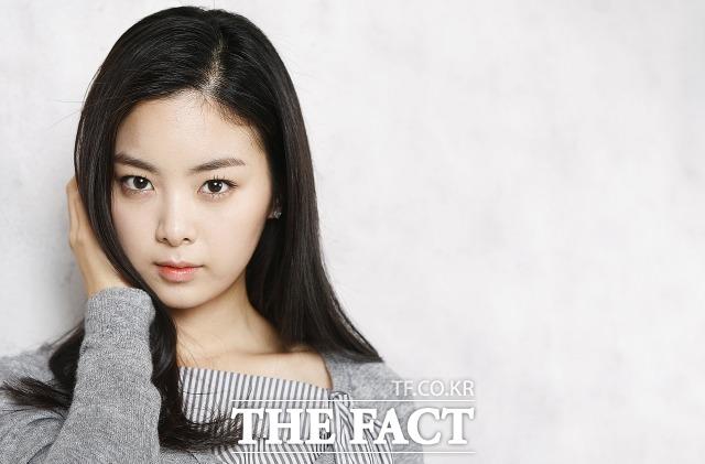 배우 한지우가 딸을 출산했다. 그는 2017년 11월 비연예인과 결혼했다. /더팩트DB
