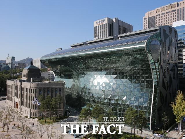 서울시에 따르면 이날 인권담당관에 고 박원순 시장 고소 건과 관련한 가짜뉴스 피해 신고가 접수됐다. /서울시 제공