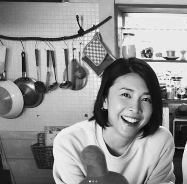 일본 배우 다케우치 유코가 27일 자택에서 숨진 채 발견됐다. 현지 경찰은 극단적 선택을 한 것으로 보고 있다. /다케우치 유코 SNS