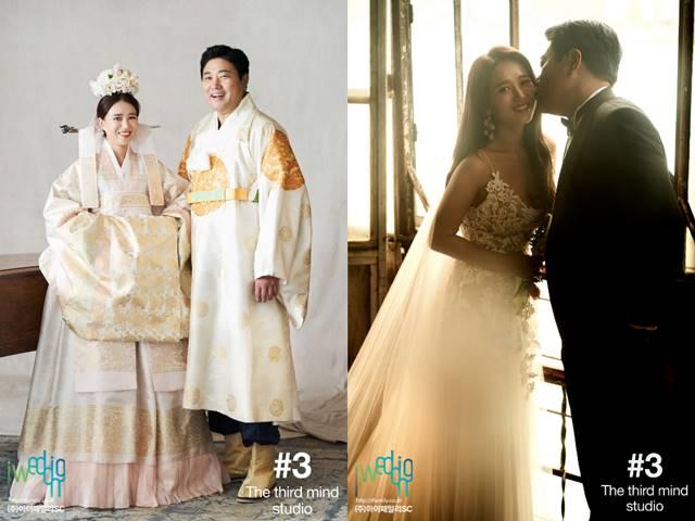 양준혁 박현선 커플은 오는 12월 26일 서울 모처에서 결혼식을 올린다. /아이웨딩 제공
