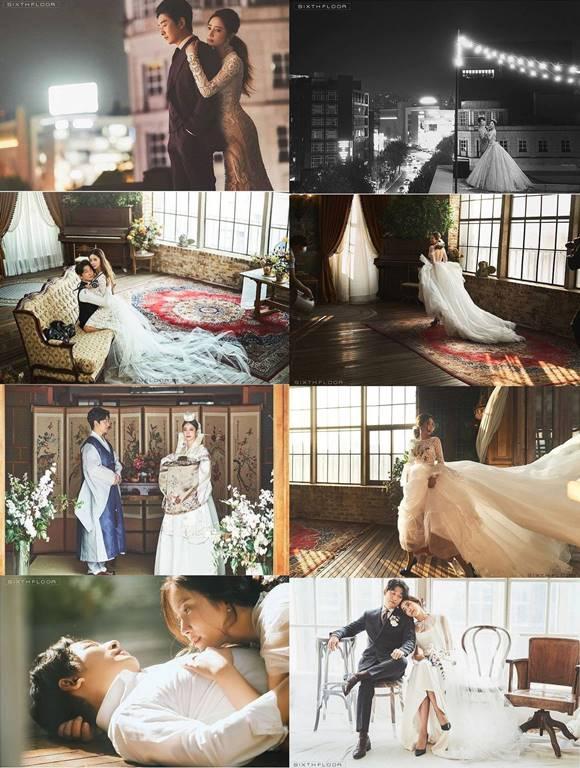 최송현과 이재한은 올해 초 MBC '부러우면 지는 거다'에 출연해 첫 만남 이야기부터 결혼식 허락 과정을 모두 공개했다. /최송현 SNS