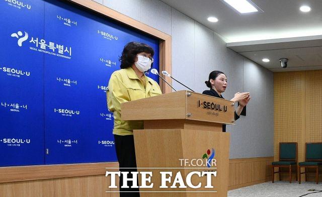 서울시는 확진자가 완만한 감소세를 보이고 있지만 여전히 무증상 확진자가 많아 선별 진료소를 적극 이용해 달라고 당부했다. /이동률 기자