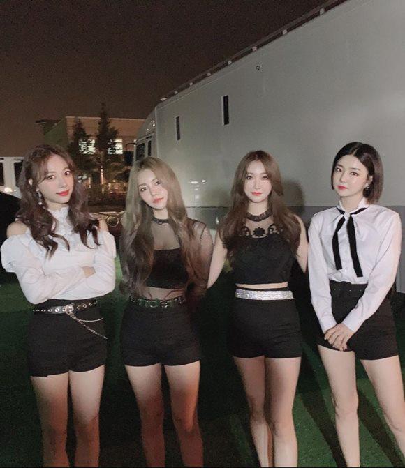 걸그룹 브레이브 걸스가 2017년 발표한 '롤린(Rollin')'으로 다시금 음악 팬들의 관심을 받고 있다. /브레이브 엔터테인먼트 제공