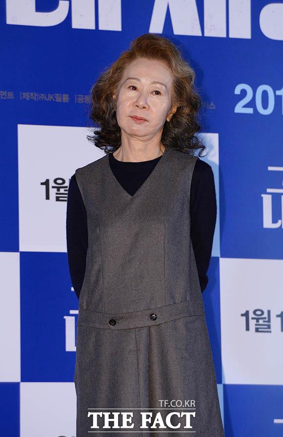 '미나리' 윤여정, 美 배우조합상 여우조연상…韓 배우 최초