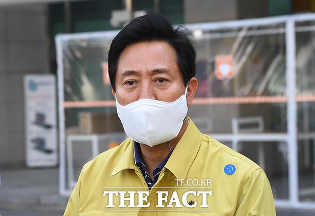 오세훈 신임 서울시장이 서울시 차원에서 공동주택 공시가격 재조사를 추진하겠다고 10일 밝혔다. /이동률 기자