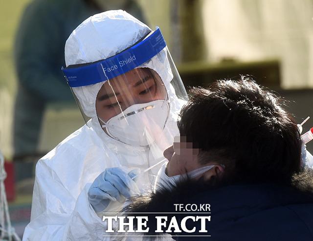 법무부는 서울 강서구 소재 외국인종합안내센터 염창센터 소속 상담사 1명이 신종 코로나바이러스 감염증(코로나19)에 확진돼 역학조사에 들어간다고 12일 밝혔다. 사진은 기사 내용과 무관. /이동률 기자