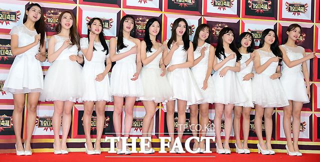 2017년 해체된 프로젝트 그룹 아이오아이 멤버들이 데뷔 5주년을 맞아 다시 뭉쳐 내달 4일 라이브 방송을 진행한다. /더팩트 DB