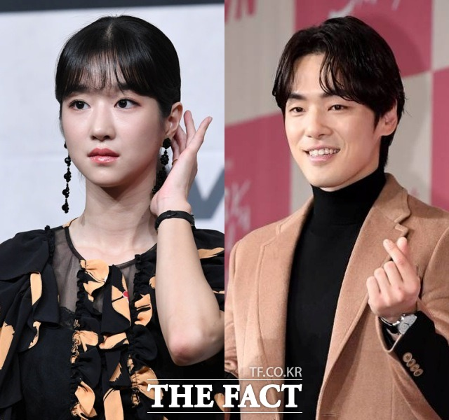 배우 서예지와 김정현을 둘러싼 논란이 제기됐다. 서예지가 김정현의 MBC '시간' 태도 논란에 일부 책임이 있다는 의혹이다. /더팩트 DB
