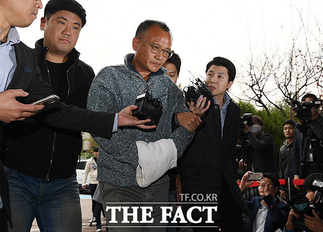 회사 직원들에게 엽기적인 가혹행위를 저지른 혐의 등으로 구속기소된 양진호 한국미래기술 회장에게 징역 5년이 확정됐다./더팩트 DB