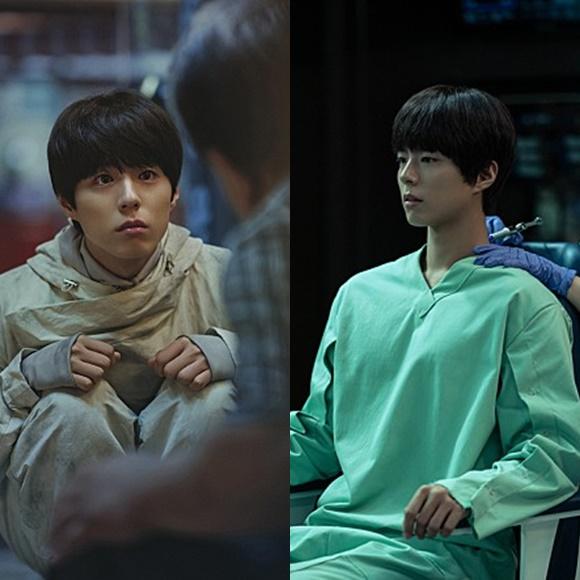 박보검은 신비로운 면모로 서복 캐릭터를 더욱 다채롭게 빚어냈다. /CJ ENM, 티빙 제공