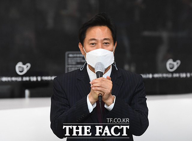 오세훈 시장이 거론한 '서울형 방역'에 전문가들은 시기상조란 입장을 보였다. /이동률 기자