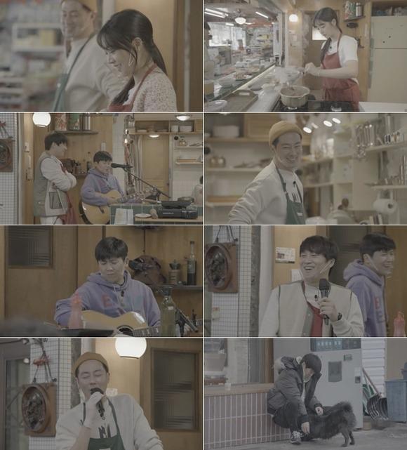 6일 방송될 tvN '어쩌다 사장' 최종에서는 어쩌다 시골 슈퍼의 사장이 된 차태현과 조인성의 마지막 영업날이 그려진다. /tvN '어쩌다 사장' 제작진 제공