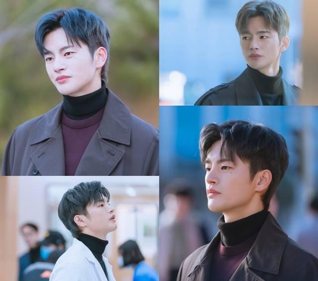 오는 10일 첫 방송을 앞둔 '멸망'의 주연을 맡은 서인국이 캐릭터를 대표하는 3가지 키워드를 꼽았다. /tvN 제공