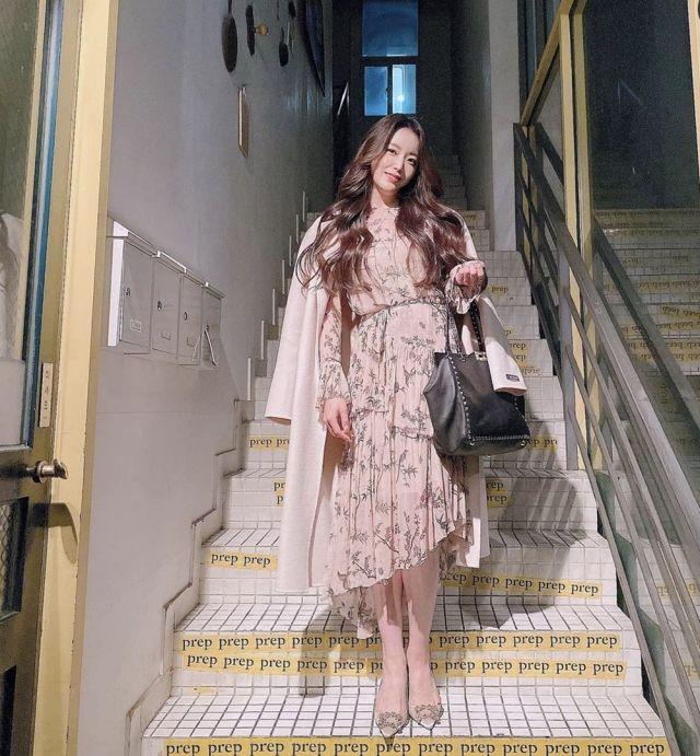 가수 박성연이 새 앨범 발매를 암시하는 듯한 SNS 글로 팬들을 설레게 만들었다. /박성연 공식 SNS 캡처