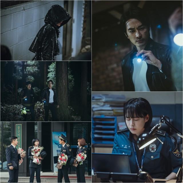 tvN 새 금토드라마 '보이스4' 마진원 작가가 첫 방송을 앞두고 직접 관전 포인트를 전했다. 이에 본 방송에 대한 시청자들의 기대감이 더욱 높아지고 있다. /tvN 제공