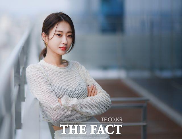 박경리는 최근 종영한 JTBC '언더커버'를 통해 첫 정극에 도전했다. 그는 언더커버 요원 고윤주 역을 맡아 존재감을 각인시켰다. /이동률 기자