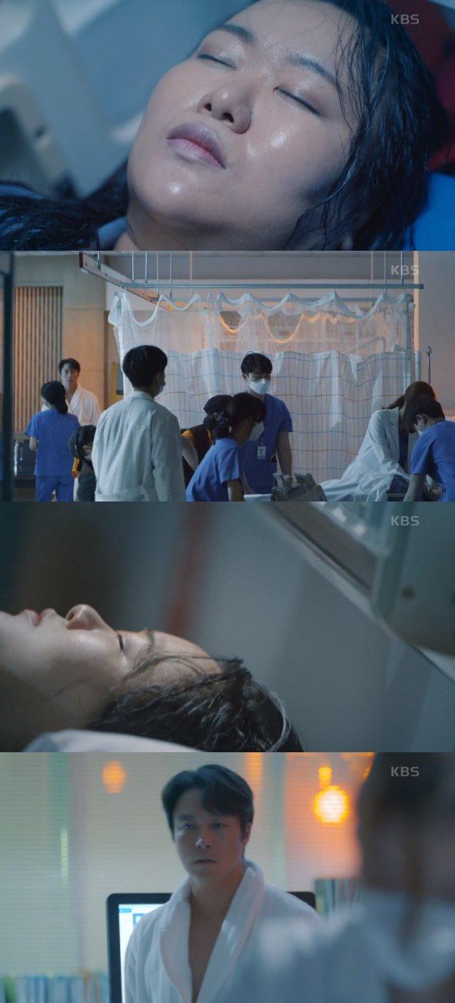 배우 하재숙이 KBS2 주말드라마 '오케이 광자매'를 마친 소감을 전했다. 마지막까지도 자신의 캐릭터에 애정이 가득한 모습으로 눈길을 끌었다. /KBS2 방송화면 캡처